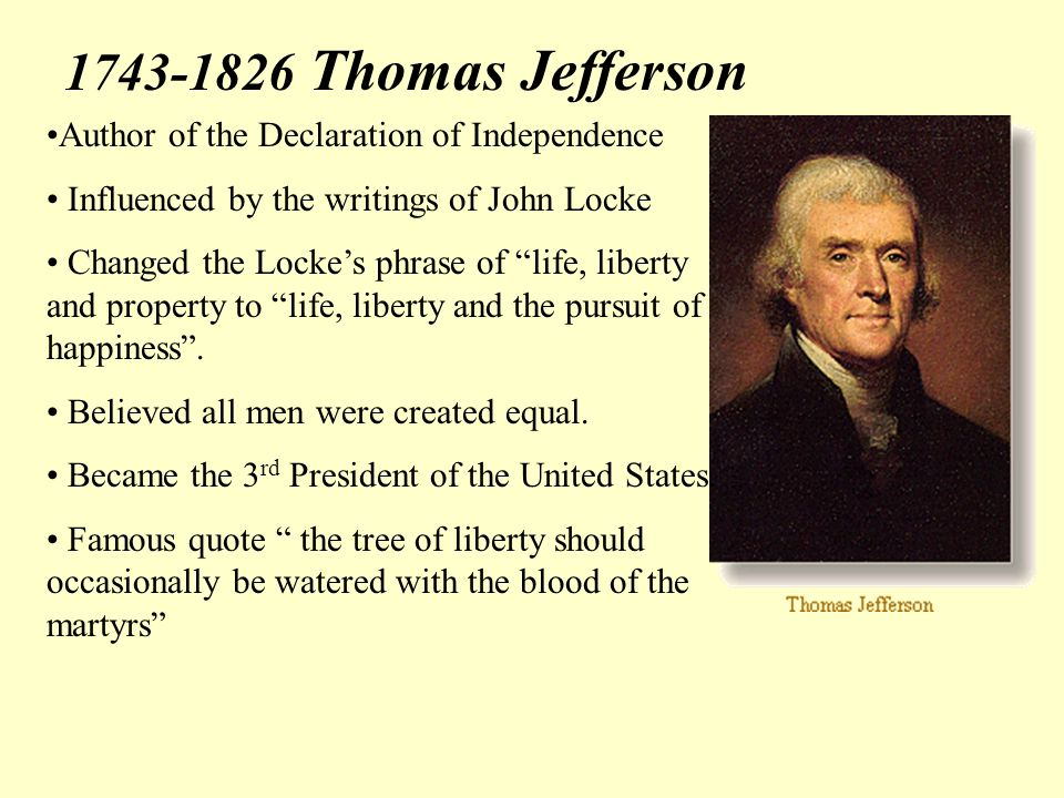 thomas jefferson's second inaugural address The significance of president jefferson's inaugural address was that it was the first inaugural address of the 19th century and the first held in the united states capitol building, and it proved the system was alive and working well.